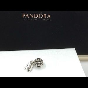 Pandora Double Happiness Charms